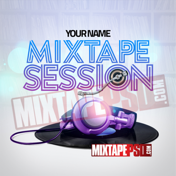 Mixtape Cover Template Mixtape Session 7