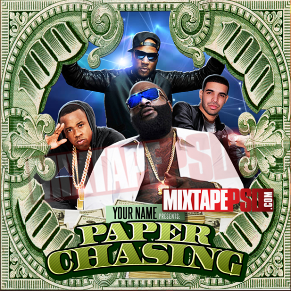 Mixtape Cover Template Paper Chasing 6, Album Covers, Graphic Design, Graphic Designer, How to Make a Mixtape Cover, Mixtape, Mixtape cover Maker, Mixtape Cover Templates, Mixtape Covers, Mixtape Designer, Mixtape Designs, Mixtape PSD, Mixtape Templates, Mixtapepsd, Mixtapes, Premade Mixtape Covers, Premade Single Covers, PSD Mixtape, Custom Mixtape Covers