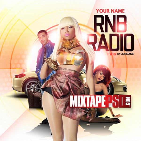 Mixtape Cover Template RNB Radio 33, Album Covers, Graphic Design, Graphic Designer, How to Make a Mixtape Cover, Mixtape, Mixtape cover Maker, Mixtape Cover Templates, Mixtape Covers, Mixtape Designer, Mixtape Designs, Mixtape PSD, Mixtape Templates, Mixtapepsd, Mixtapes, Premade Mixtape Covers, Premade Single Covers, PSD Mixtape, free mixtape cover psd templates
