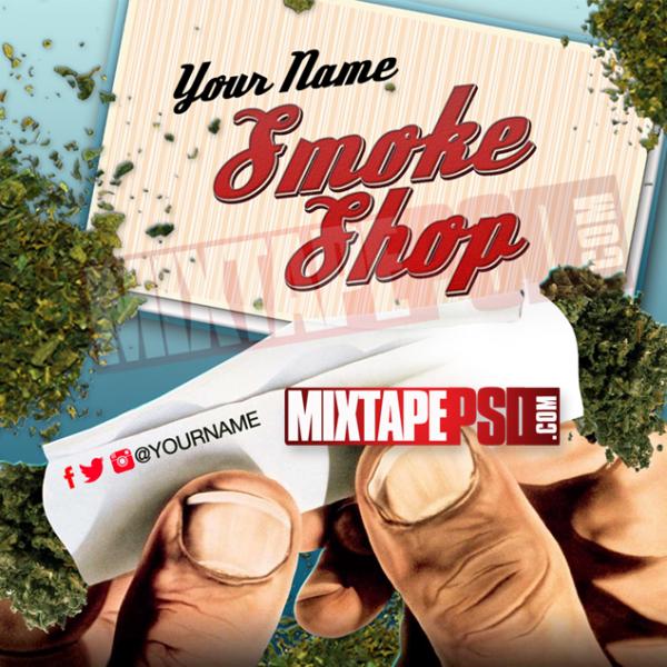 Mixtape Cover Template Smoke Shop 4, Album Covers, Graphic Design, Graphic Designer, How to Make a Mixtape Cover, Mixtape, Mixtape cover Maker, Mixtape Cover Templates, Mixtape Covers, Mixtape Designer, Mixtape Designs, Mixtape PSD, Mixtape Templates, Mixtapepsd, Mixtapes, Premade Mixtape Covers, Premade Single Covers, PSD Mixtape, Custom Mixtape Covers