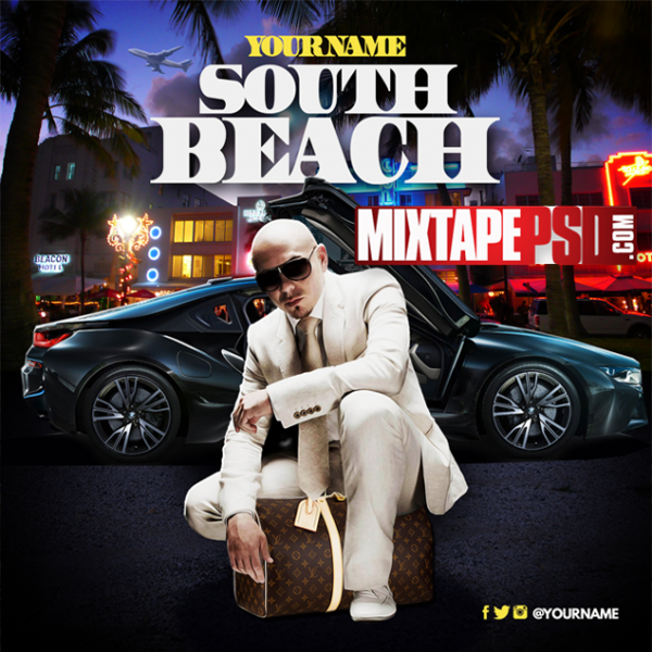 Mixtape Template South Beach