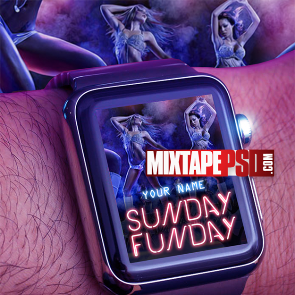 Mixtape Cover Template Sunday Funday, Album Covers, Graphic Design, Graphic Designer, How to Make a Mixtape Cover, Mixtape, Mixtape cover Maker, Mixtape Cover Templates, Mixtape Covers, Mixtape Designer, Mixtape Designs, Mixtape PSD, Mixtape Templates, Mixtapepsd, Mixtapes, Premade Mixtape Covers, Premade Single Covers, PSD Mixtape,
