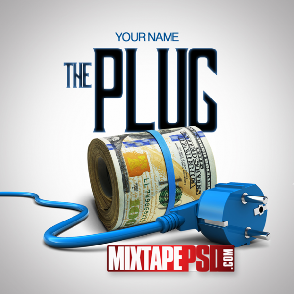 Mixtape Template The Plug 4