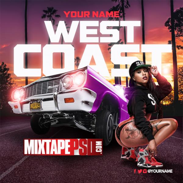Mixtape Cover Template West Coast, Album Covers, Graphic Design, Graphic Designer, How to Make a Mixtape Cover, Mixtape, Mixtape cover Maker, Mixtape Cover Templates, Mixtape Covers, Mixtape Designer, Mixtape Designs, Mixtape PSD, Mixtape Templates, Mixtapepsd, Mixtapes, Premade Mixtape Covers, Premade Single Covers, PSD Mixtape, free mixtape cover psd templates