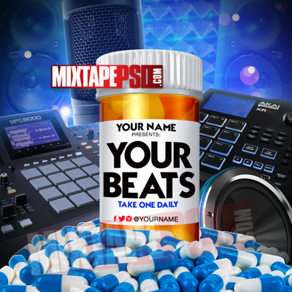 Mixtape Cover Template Your Beats 18, Album Covers, Graphic Design, Graphic Designer, How to Make a Mixtape Cover, Mixtape, Mixtape cover Maker, Mixtape Cover Templates, Mixtape Covers, Mixtape Designer, Mixtape Designs, Mixtape PSD, Mixtape Templates, Mixtapepsd, Mixtapes, Premade Mixtape Covers, Premade Single Covers, PSD Mixtape, Custom Mixtape Covers