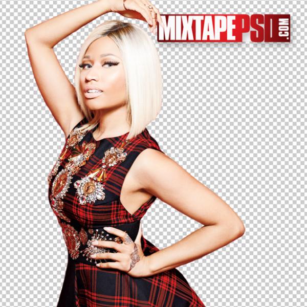 Nicki Minaj Cut PNG