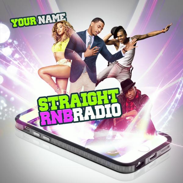 Mixtape Template Straight RNB Radio