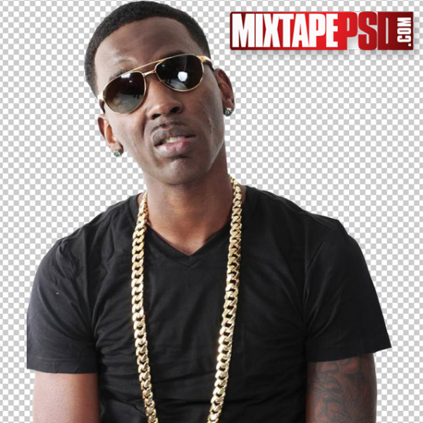 Young Dolph Cut PNG