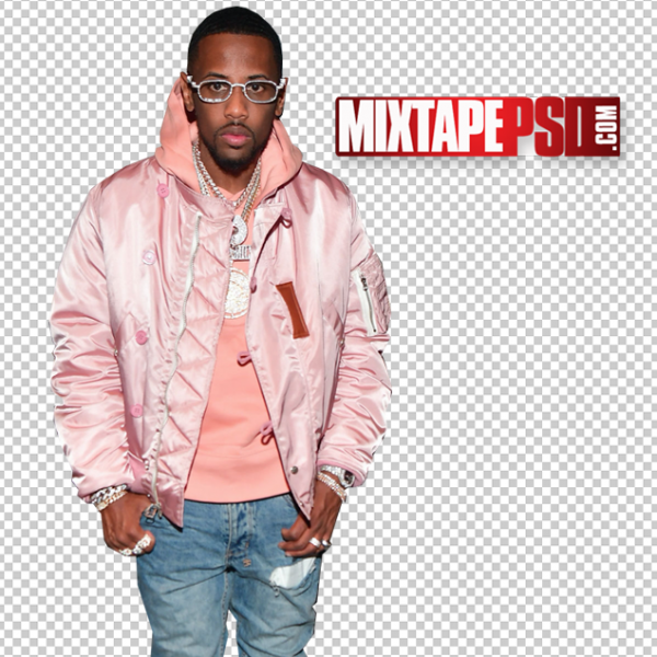 Rapper Fabolous Cut PNG 2