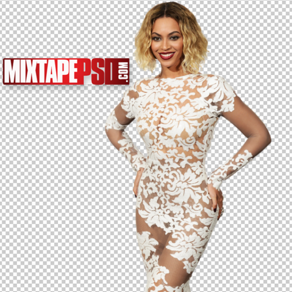 Beyonce Cut PNG 2