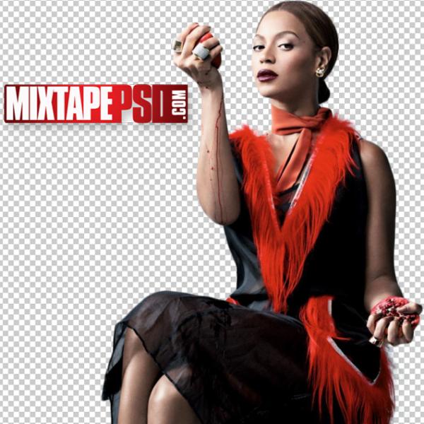 Beyonce Cut PNG 4