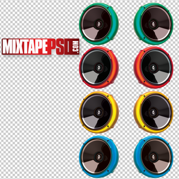 Color Speakers Cut PNG, Officialpsds, Officialpsd, png images free, png images transparent background, png images hd, png images for photoshop, png images website, png images for free download, png images download, png images background, png images examples, png images for editing, png images for download, PNG Images