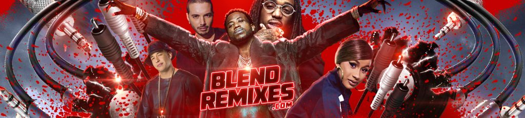 Blendremixes.com Banner