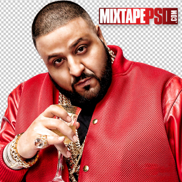 DJ Khaled Cut PNG