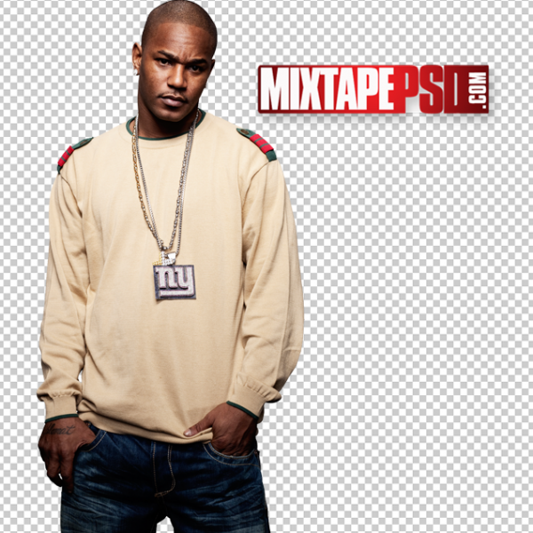 HD Dipset Rapper Camaron Cut PNG