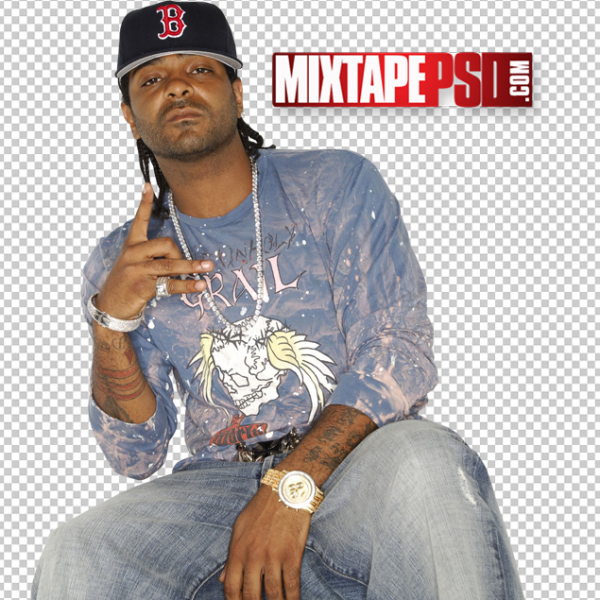 Dipset Rapper Jim Jones Cut PNG