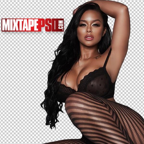 Mixtape Cover Model Pose 531