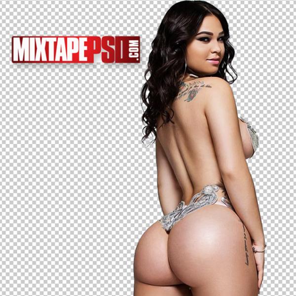 Mixtape Cover Model Pose 553