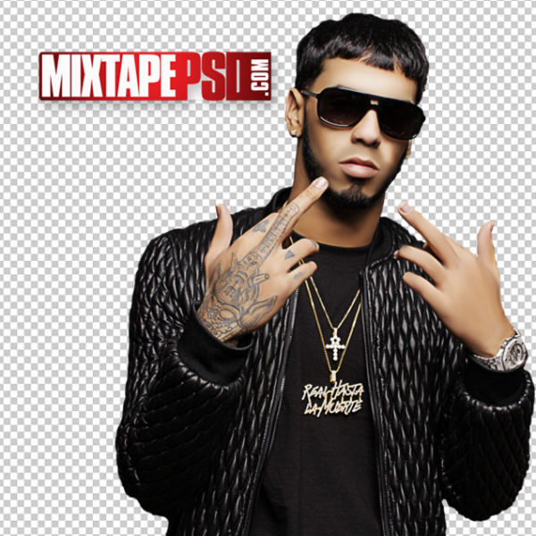 Reggaeton Artist Anuel AA