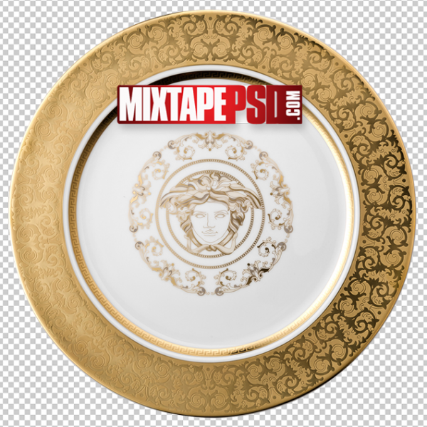 Versace Dinnerware Set Medusa Plate