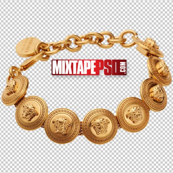 Versace Medusa Tribute Bracelet