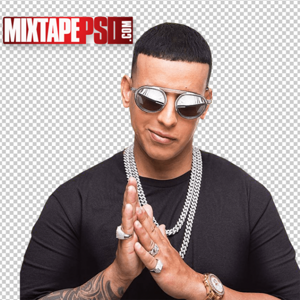 Daddy Yankee 2019 PNG