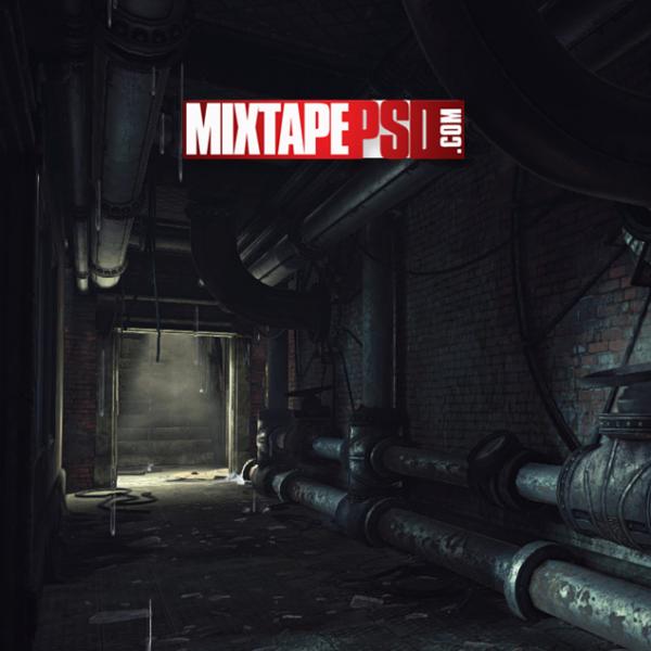 Gears of War Factory Background 1