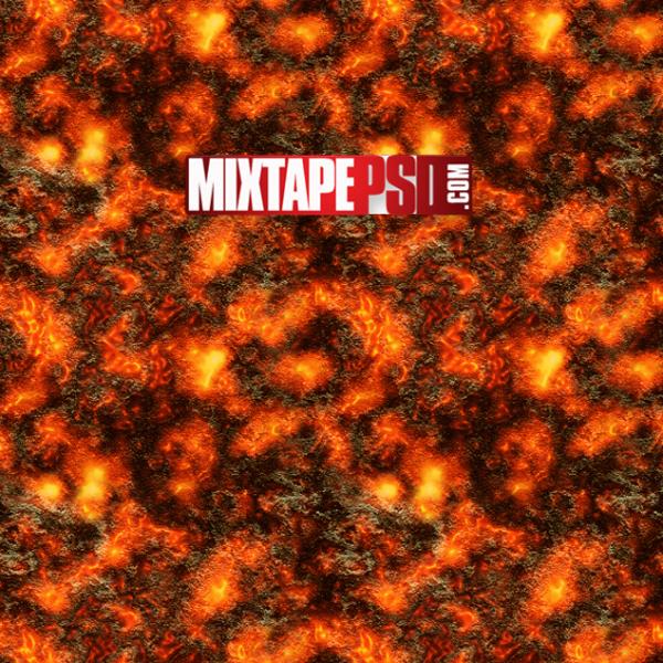 Lava Magma Background