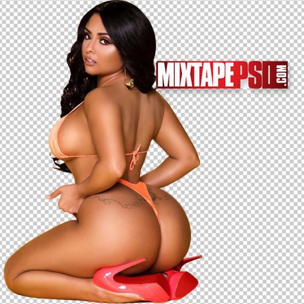 Mixtape Cover Model Pose 557