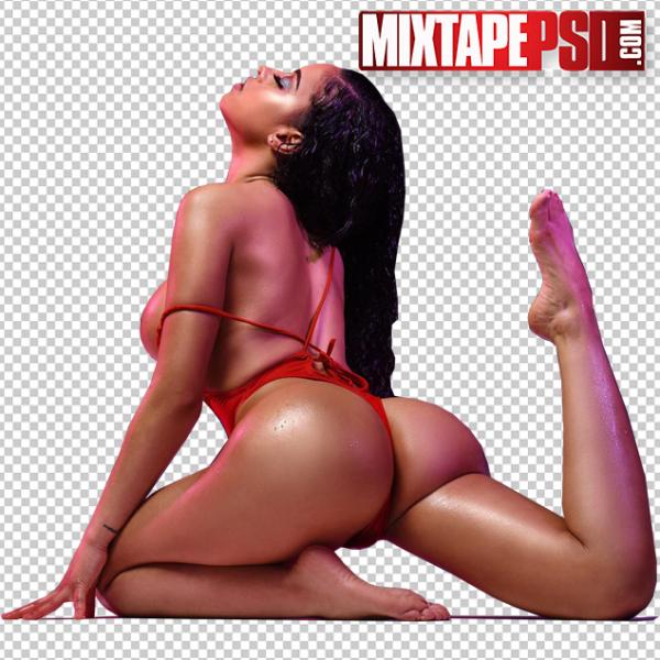 Mixtape Cover Model Pose 558