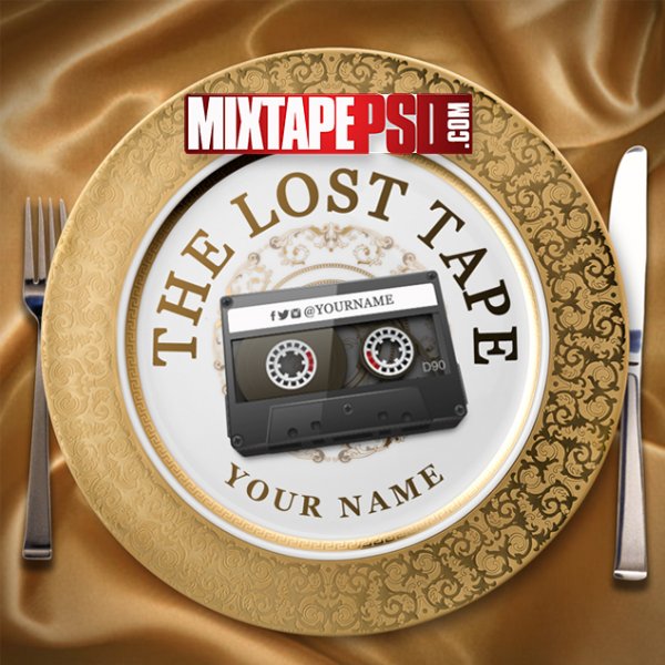 The Lost Mixtape Template