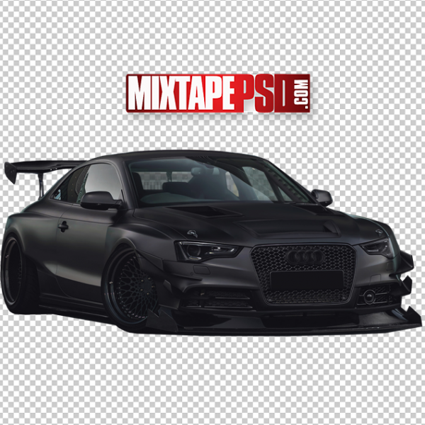 Audi rs5 Blackout PNG