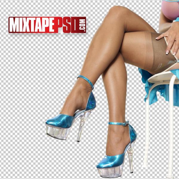 Mixtape Cover Model Legs 2