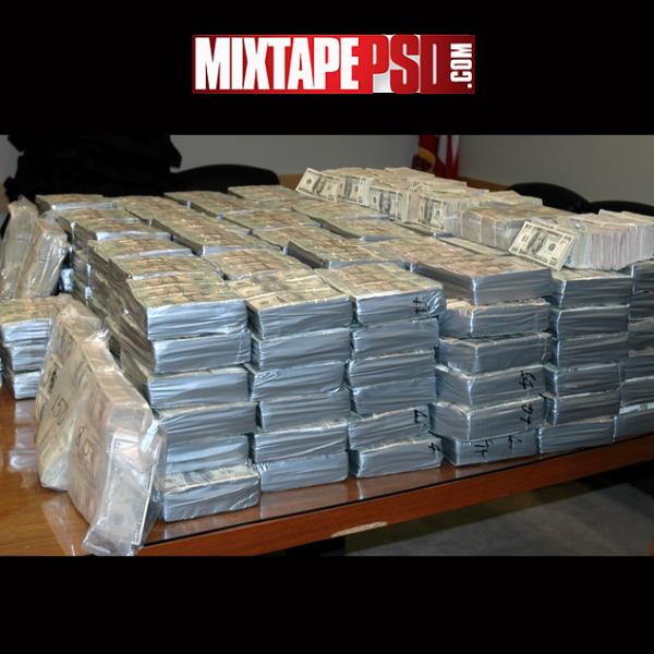 Seized Drug Money Background