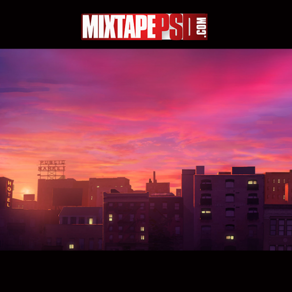Sunset over Urban Buildings, Aesthetic Backgrounds, Backgrounds, Colorful Backgrounds, Computer Backgrounds, Cool Backgrounds, Desktop Backgrounds, Flyer Backgrounds, Google Backgrounds, HD Backgrounds, Mixtape Backgrounds