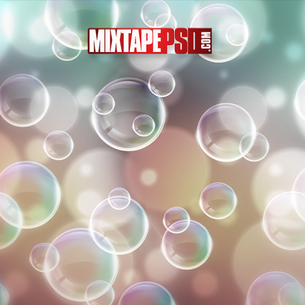 Bubbles Background Wallpaper