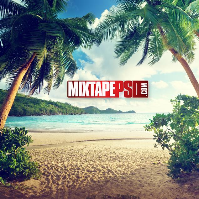 Hd Tropical Beach Background 2 Best Graphic Designs Mixtapepsds