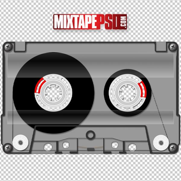 HD Vector Old School Cassette Tape