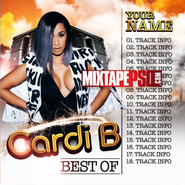 Free Cardi B Mixtape Template, Album Covers, Graphic Design, Graphic Designer, How to Make a Mixtape Cover, Mixtape, Mixtape cover Maker, Mixtape Cover Templates, Mixtape Covers, Mixtape Designer, Mixtape Designs, Mixtape PSD, Mixtape Templates, Mixtapepsd, Mixtapes, Premade Mixtape Covers, Premade Single Covers, PSD Mixtape,