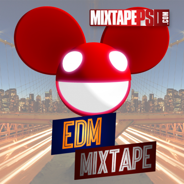 Free EDM Mixtape Template