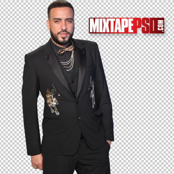 French Montana PNG