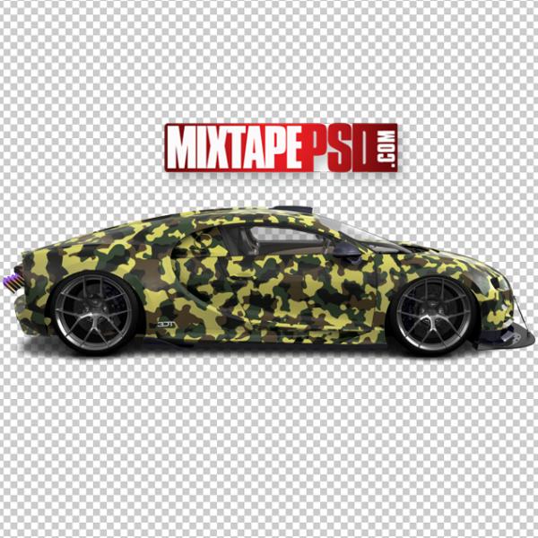 Army Paint Bugatti