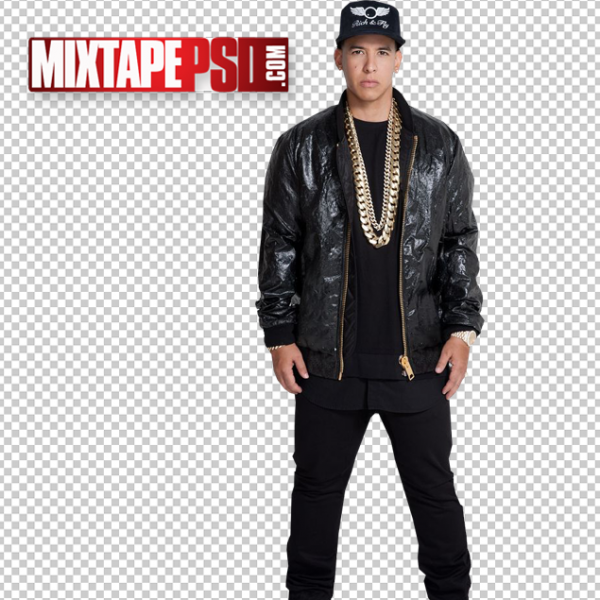 Daddy Yankee Cut PNG
