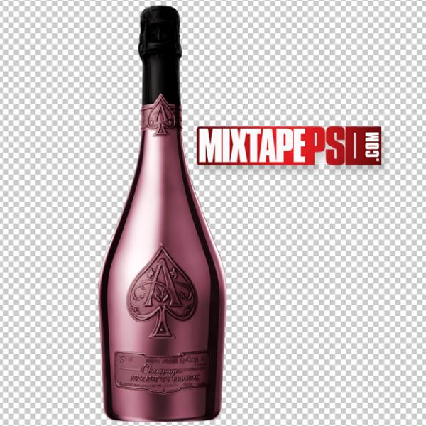 HD Aces Champagne Armand De Brignac Rose