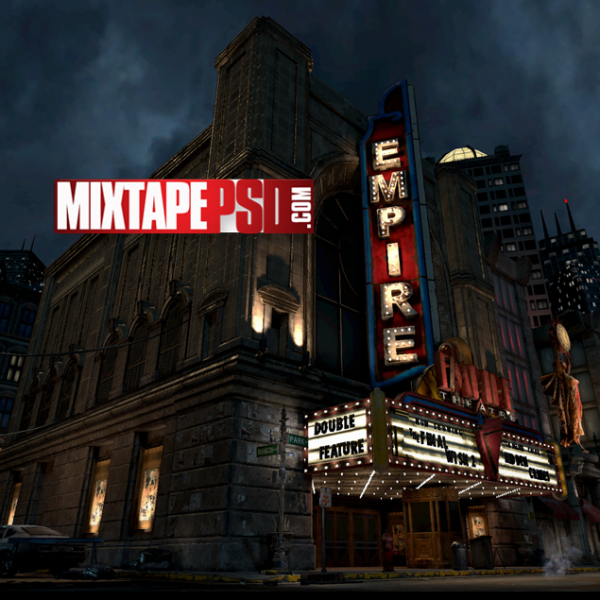 Injustice Gotham Ave Background