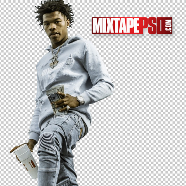 Lil Baby Cut PNG 2