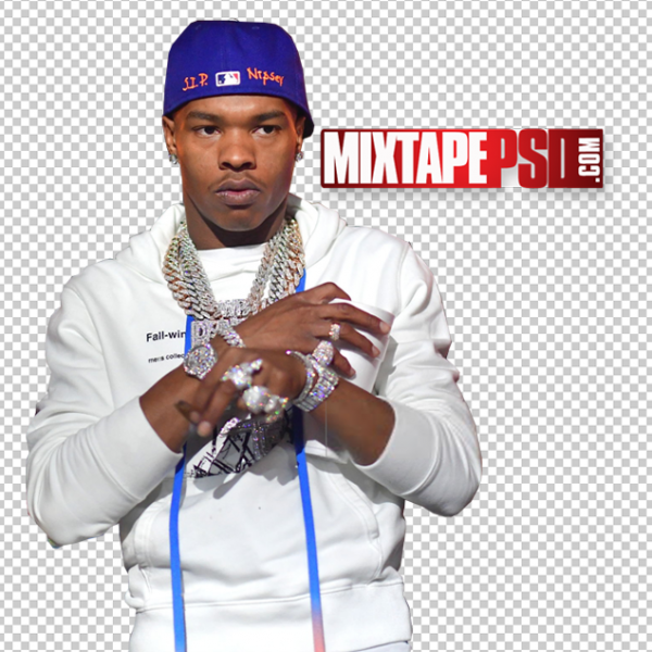 Lil Baby Cut PNG 4