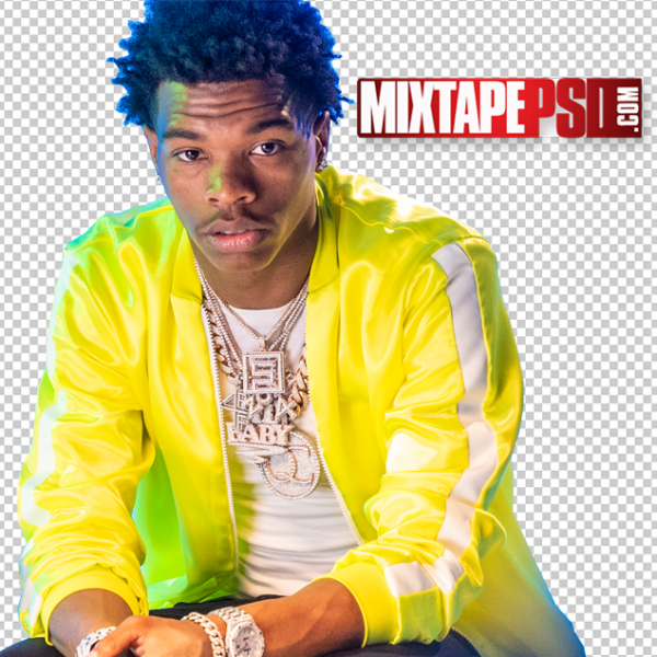 Lil Baby Cut PNG