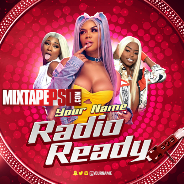 Mixtape Cover Template Radio Ready 2, Mixtape PSD Free, Album Covers, Graphic Design, Graphic Designer, How to Make a Mixtape Cover, Mixtape, Mixtape cover Maker, Mixtape Cover Templates, Mixtape Covers, Mixtape Designer, Mixtape Designs, Mixtape PSD, Mixtape Templates, Mixtapepsd, Mixtapes, Premade Mixtape Covers, Premade Single Covers, PSD Mixtape, free mixtape cover psd templates