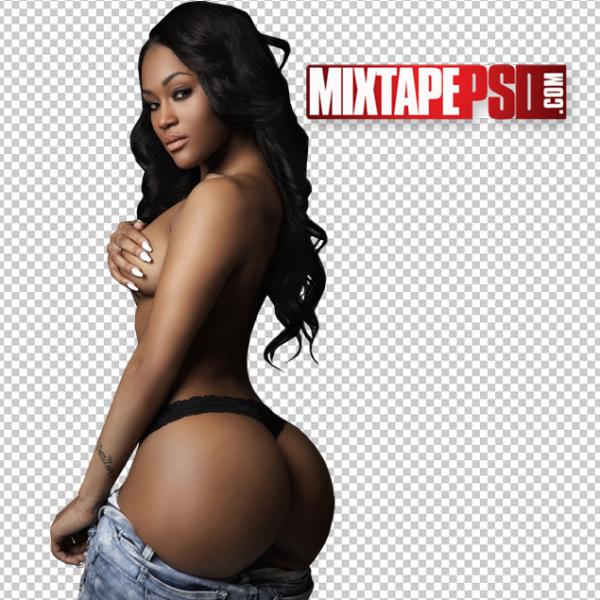 Mixtape Cover Model Pose 610